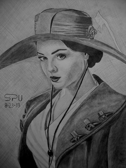 Mila Kunis por SUAZ64